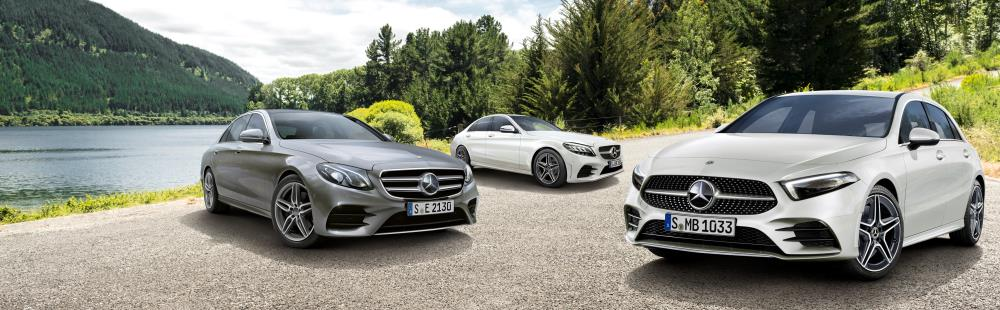 Mercedes-Benz latest offers